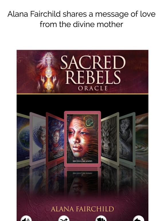 Screenshot #5 pour Sacred Rebels Oracle