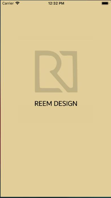 Reem Designلقطة شاشة1