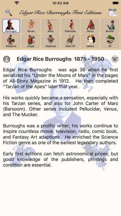Edgar Rice Burroughs Editions