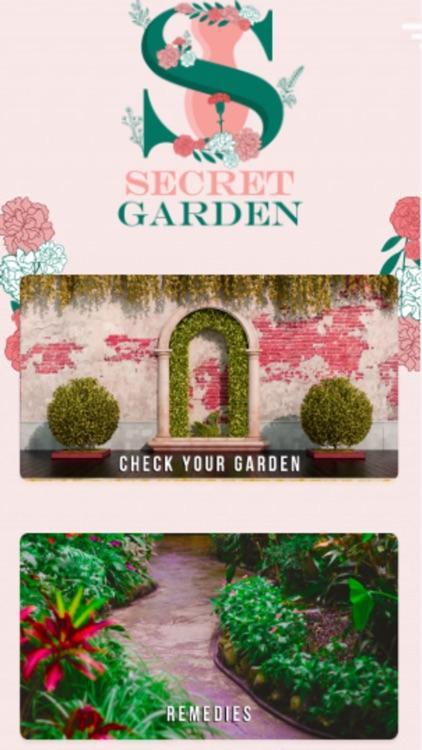 Secret Garden App