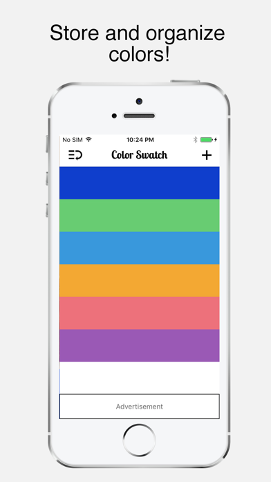 Color Swatch screenshot two