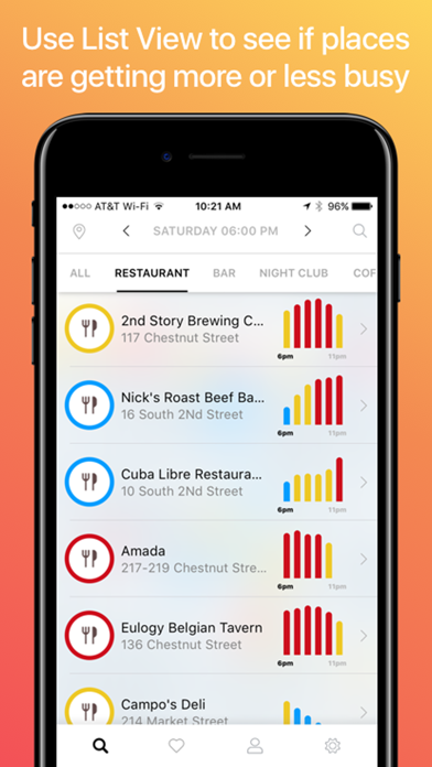 SocialStatus - Find Your Crowd screenshot