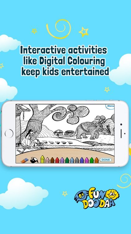 FunDooDaa Books - for Kids screenshot-4