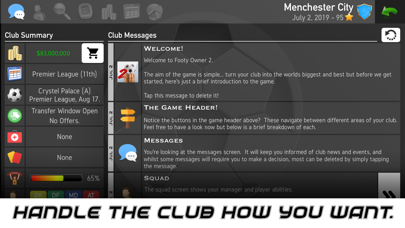 Football Owner 2 screenshot 3
