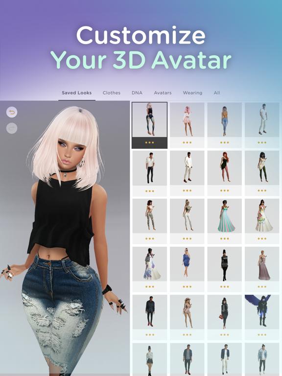 IMVU: 3D Avatar Creator & Chat by IMVU (iOS, United States