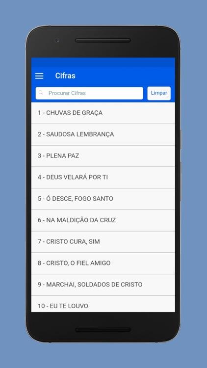 Harpa Cristã Hinos Pro screenshot-3