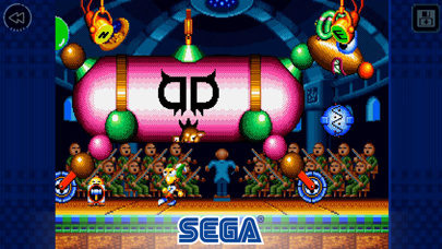 Screenshot from Dynamite Headdy Classic
