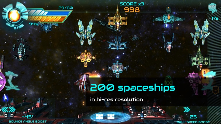 Spaceball Guardian screenshot-4