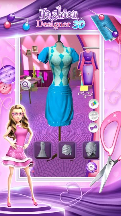 Fashion Designer & Tailor Game