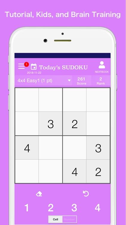 Sudoku — Next Number Puzzle screenshot-5
