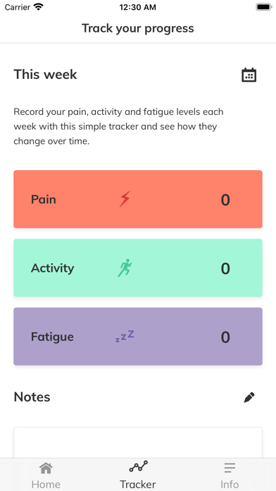 RAISE: Rheumatoid Arthritis screenshot three