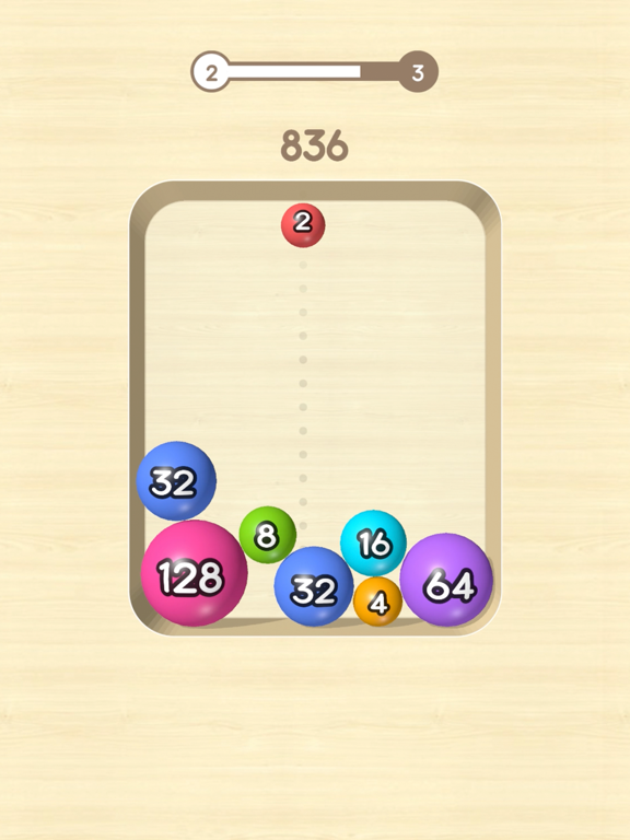 2048 Balls 3D screenshot 5