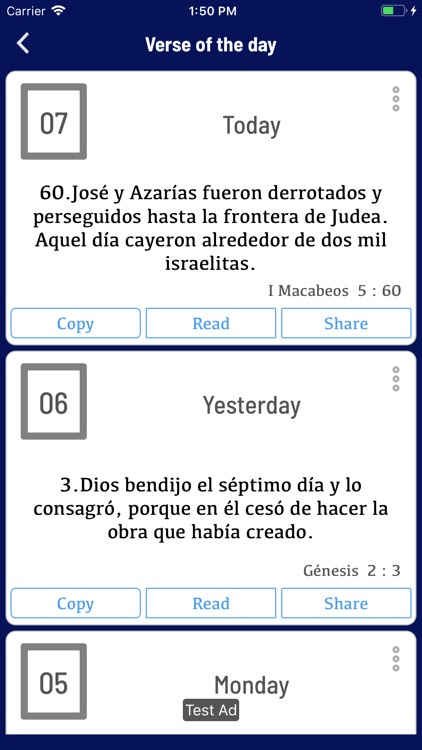 La Biblia Moderna en Español screenshot-5