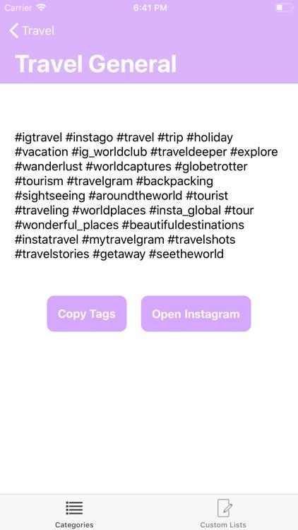 Hashtags for Likes screenshot-3