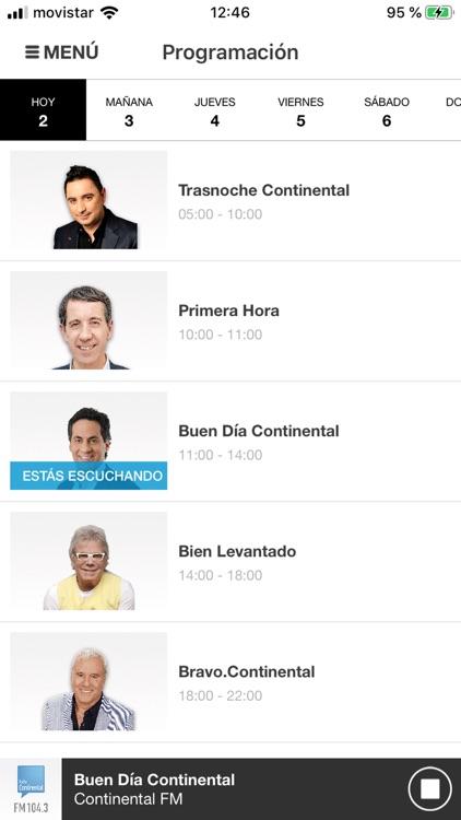 Radio Continental screenshot-4