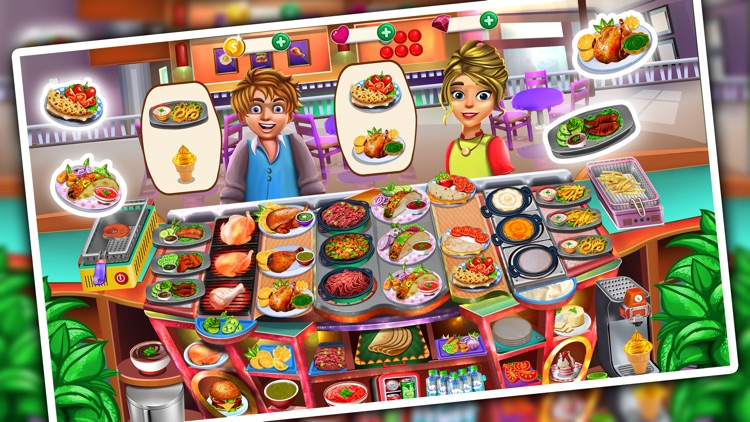 Cooking Chef Fever: New Game screenshot-3