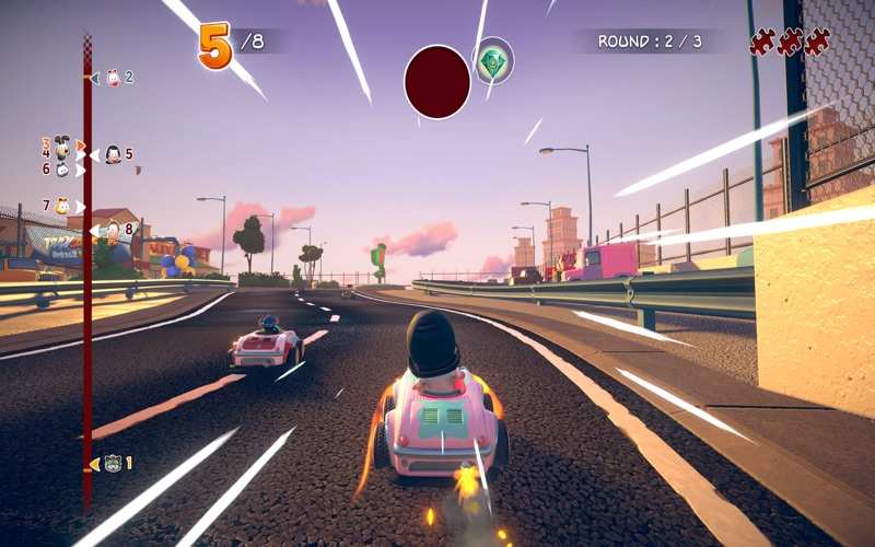 Garfield Kart Furious Racing for Mac