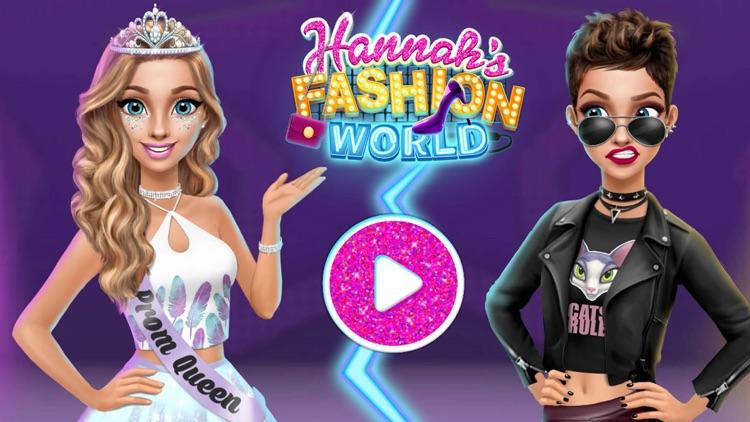 Hannah's Fashion World screenshot-0