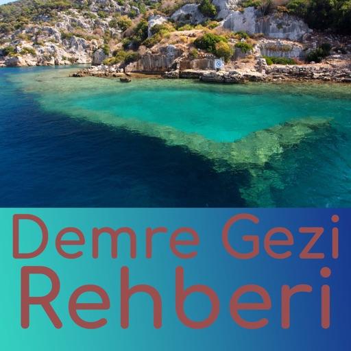Demre Gezi Rehberi app logo