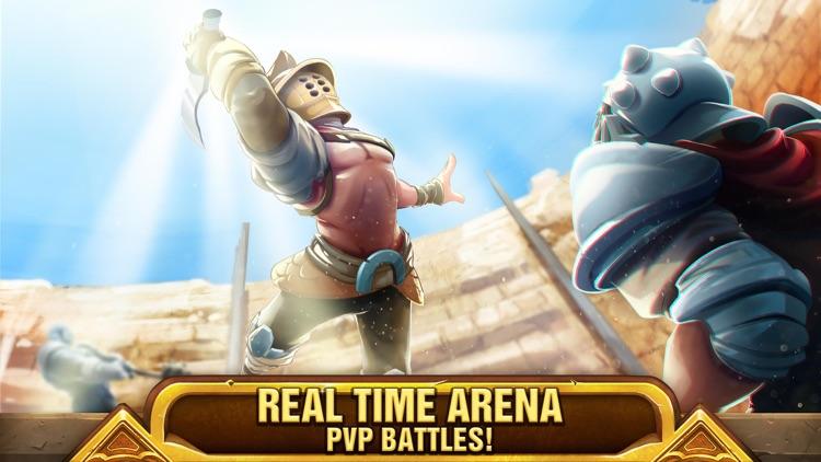 Tribal Battlefield: RPG Game screenshot-4