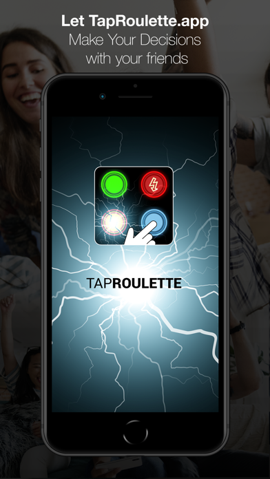 TapRoulette.app decision maker screenshot 7