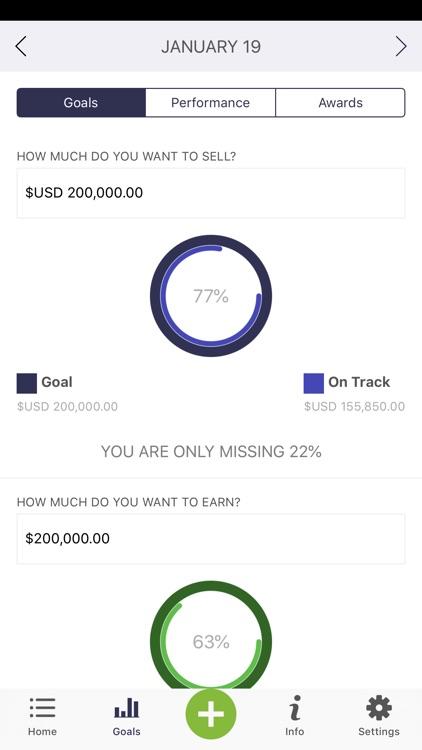 Sales Tracker screenshot-4