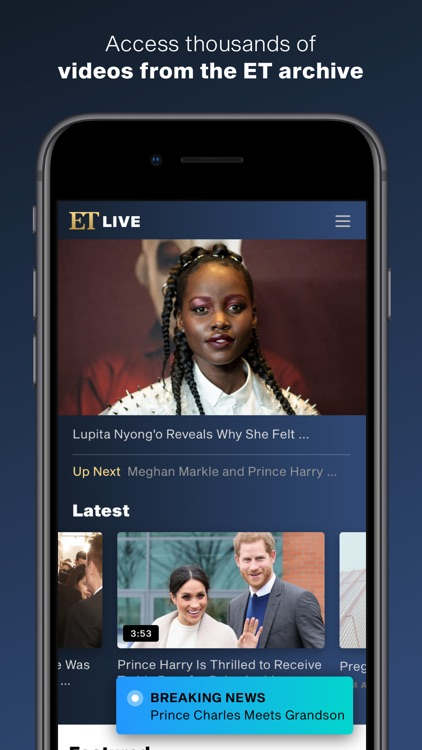 ET Live – Entertainment News screenshot-3