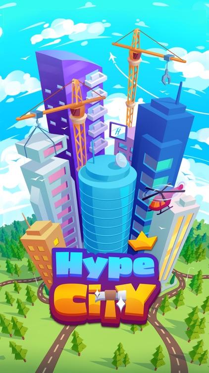 Hype City - Idle Tycoon screenshot-3