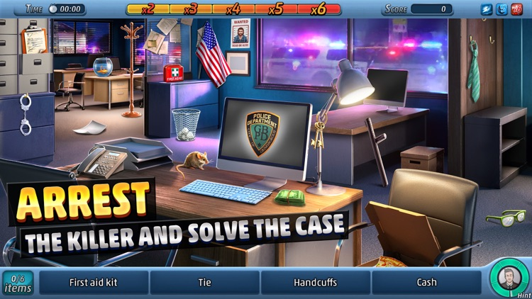 Criminal Case: The Conspiracy screenshot-4