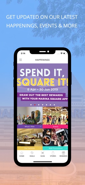Marina Square SG on the App Store