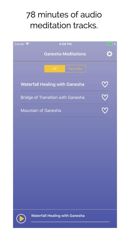 Ganesha Meditations