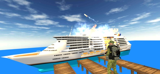 Army Crime Simulator