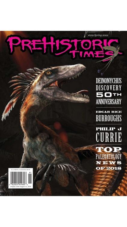 Prehistoric Times Magazine