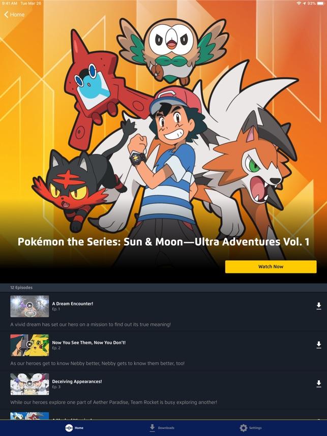 Pokemon Tv On The App Store
