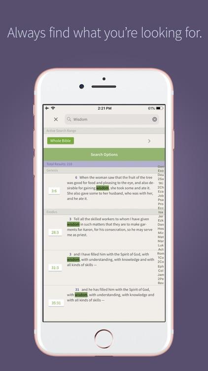 Olive Tree Bible App screenshot-7