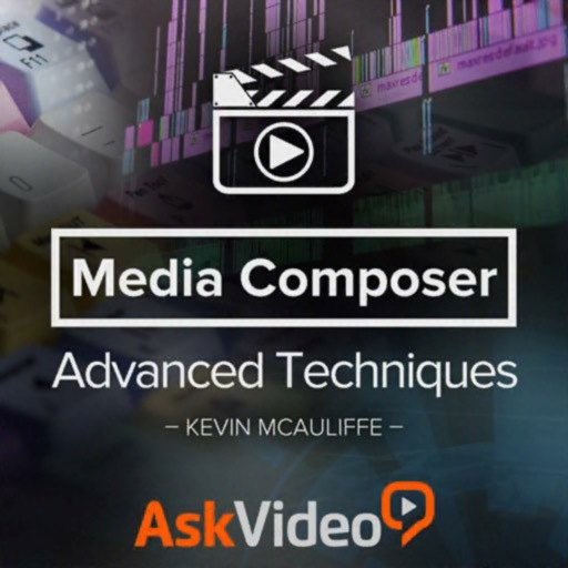 Adv Class For Media Composer
