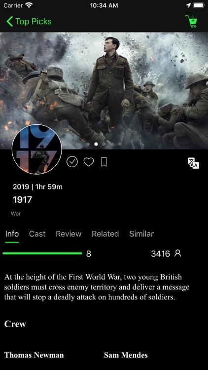 Show Box Loca-Movie & TV Guide screenshot-7