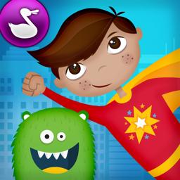 Ícone do app Superhero Comic Book Maker