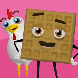 Waffle Smash:Chicken & Waffles