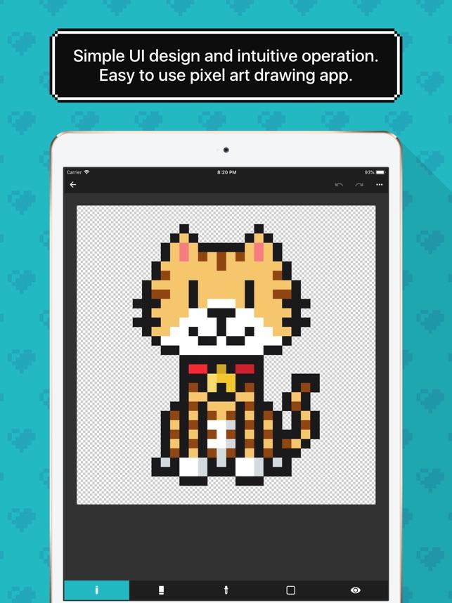 8bit Painter - Pixel Art App on the App Store