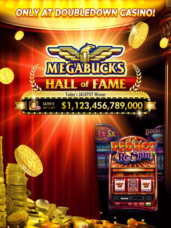 DoubleDown Casino - FREE Slots, Blackjack & Video Poker screenshot