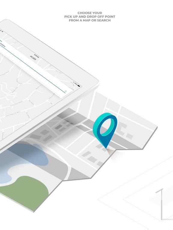 Screenshots for eCabs Malta