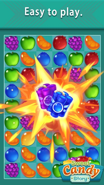 Happy Fruit Blast screenshot-4