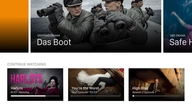 SBS On Demand on the App Store