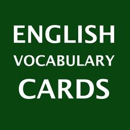 English Vocabulary Cards