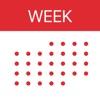 WeekCalendar  - 云日历