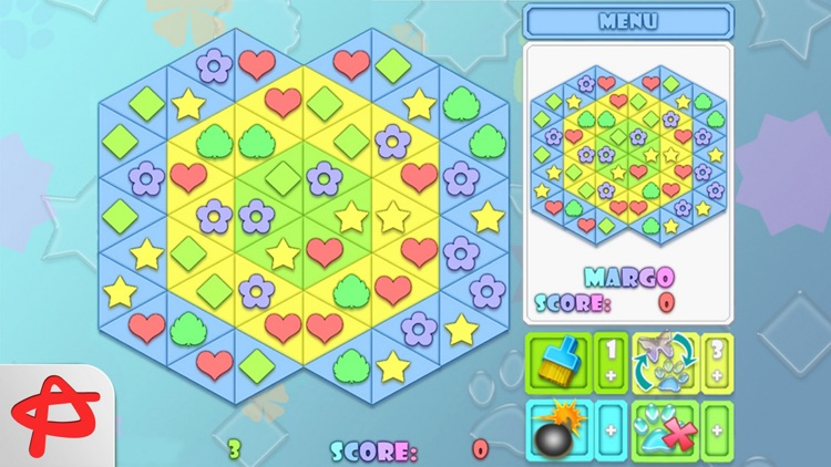 Fitz 2: Match 3 Puzzle Game screenshot-3