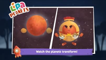 Lipa Planets: The BookScreenshot of 3