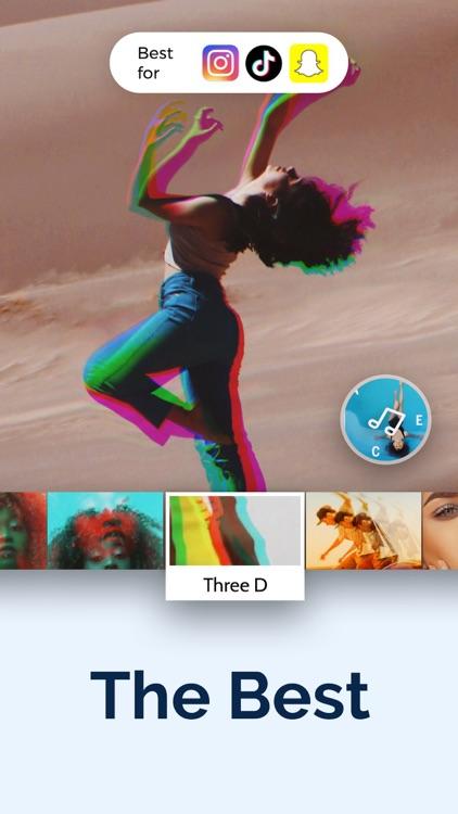 Disco Videos - Story Camera screenshot-7