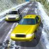 Hill Taxi Driver Simulator